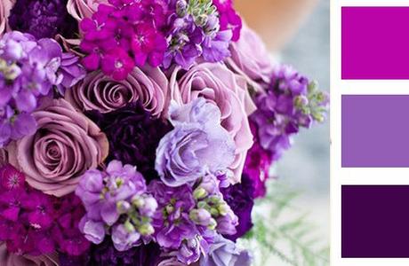 Правила составления букета: цветы и цветовые сочетания