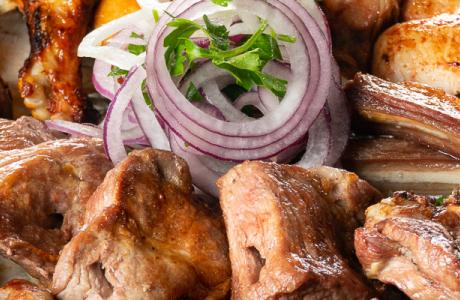 Как приготовить и где купить мясо для шашлыка с доставкой по СПб